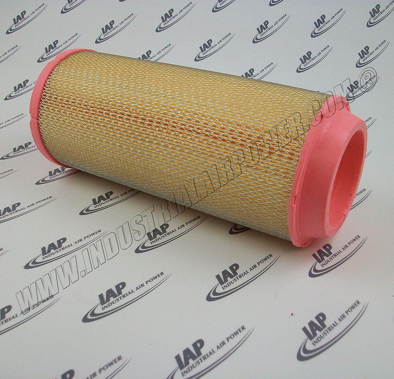 2903 - 7407 - 00 filtro de aire Element diseñado para uso con Atlas Copco compresores: Amazon.es: Amazon.es