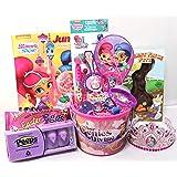 Shimmer and Shine Easter Basket for Kids