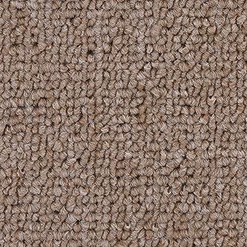 Teppichboden Auslegware verschiedene Gr/ö/ßen Gr/ö/ße: 3 x 5m Schlinge gemustert Meterware blau grau 400 und 500 cm Breite