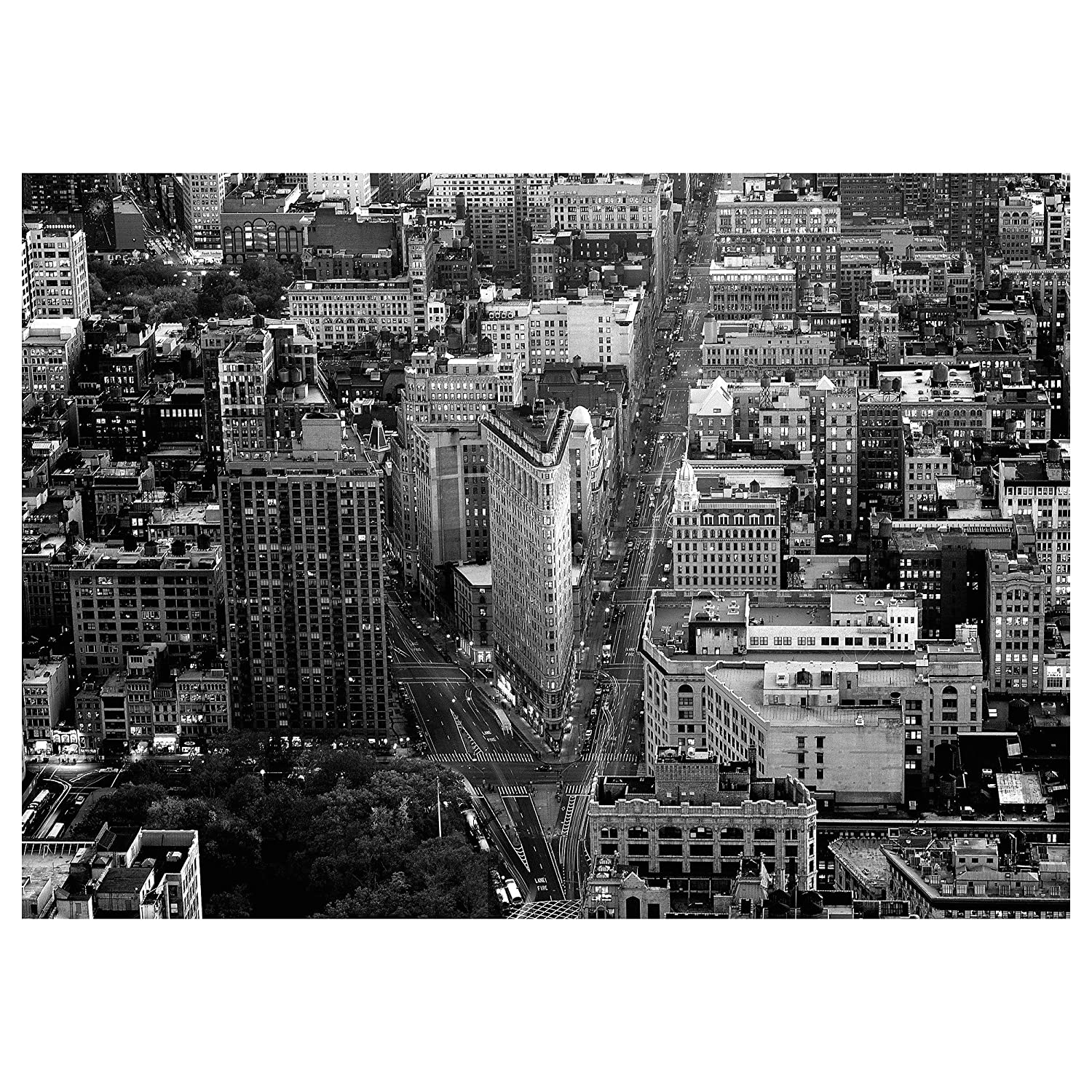 Amazon.com: Ikea Premiär Picture, Flatiron Building, New York: Prints:  Posters U0026 Prints