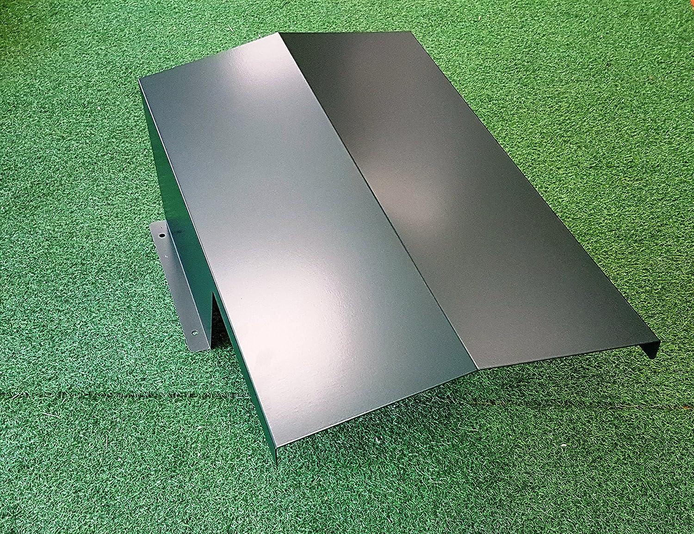 CODI Caseta/Garaje Robot cortacésped, Mod 700 Aluminio. Válido par Todos los Fabricantes (Ambrogio, Gardena, Honda, Husqvarna, Viking Wolf, Robomow, ...