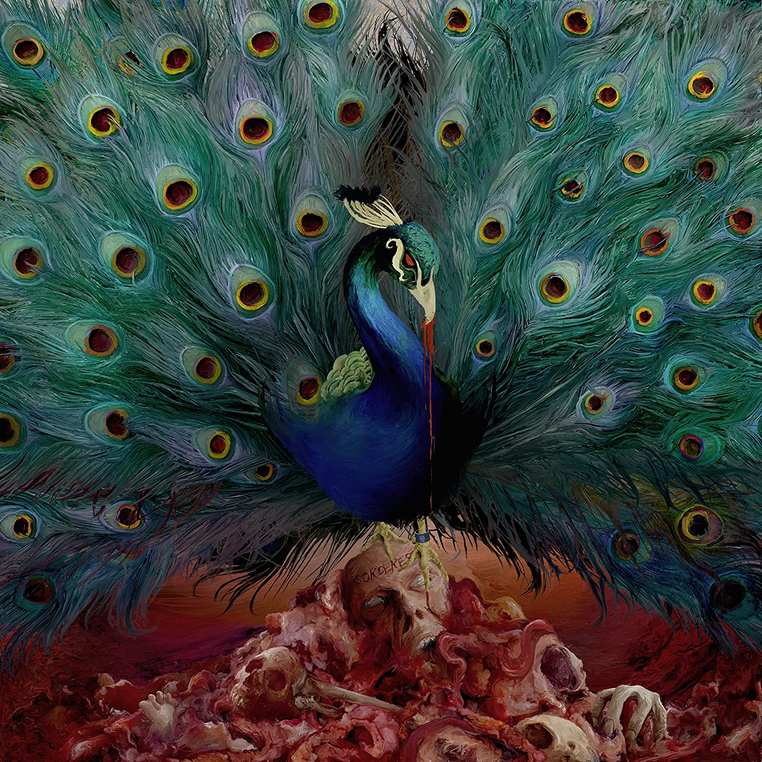 Album Art for Sorceress [Pink Vinyl] by Opeth