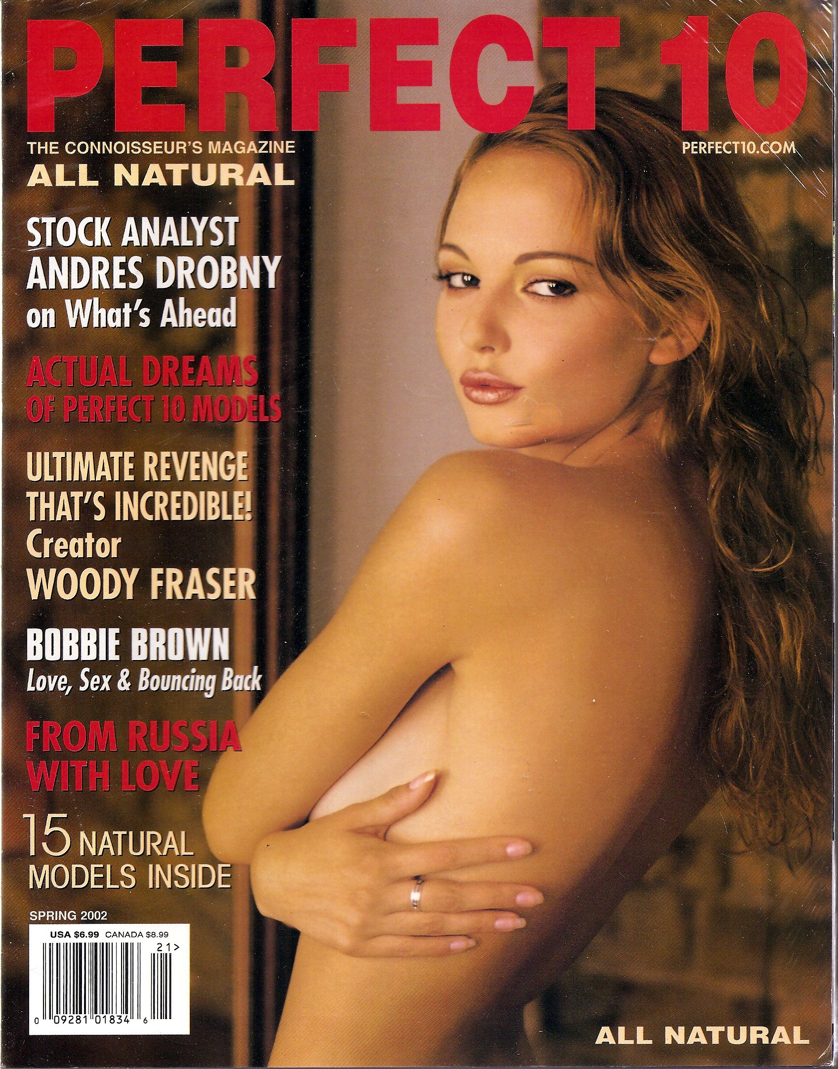 Perfect 10 Magazine Spring 2002 All Natural ebook