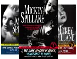 Mike Hammer Collection (4 Book Series)