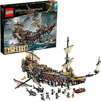 LEGO Piratas del Caribe Caribe-71042 Silenciosa Mary (71042), Multicolor, Miscelanea: Amazon.es: Juguetes y juegos
