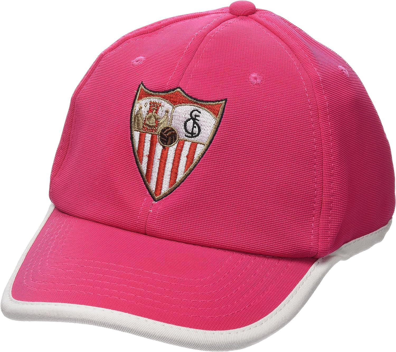 Sevilla FC Gorsev Gorra, Rojo (Rojo 08/Blanco), Talla Única ...
