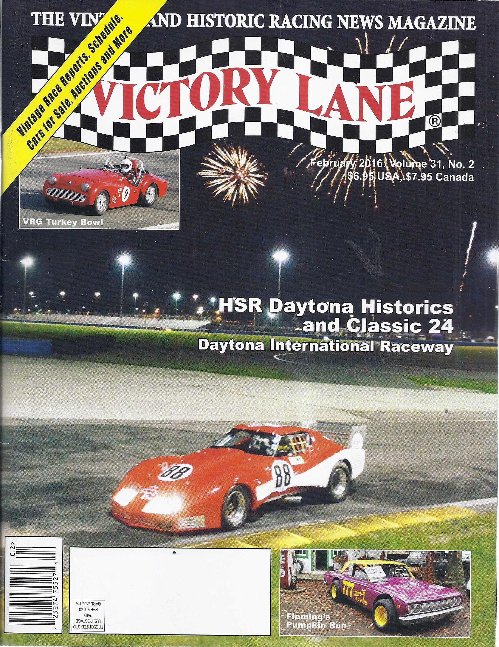 Enchanting Victory Lane Magazine Photo - Classic Cars Ideas - boiq.info