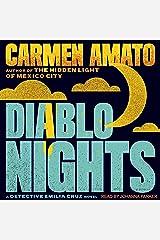 Diablo Nights: Detective Emilia Cruz Mysteries, Book 3 Audible Audiobook