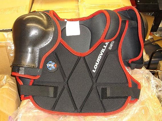 New Louisville TPX 350 Hockey Shoulder Pads Senior Size Large