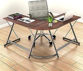 office desks for the home. L-Shaped Home Office Corner Desk Desks For The