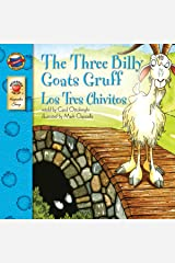 The Three Billy Goats Gruff | Los Tres Chivitos (Keepsake Stories, Bilingual) Kindle Edition