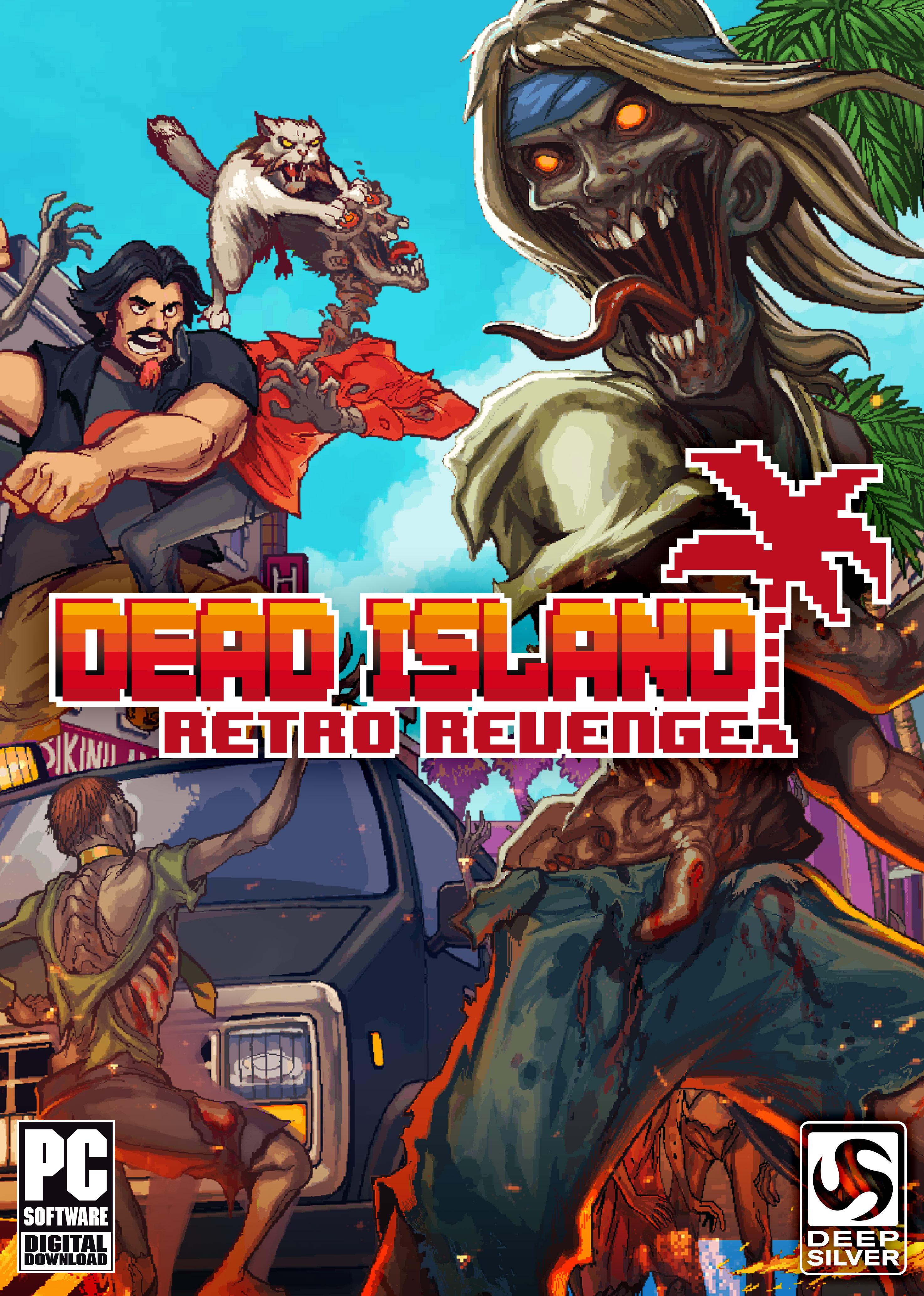 Dead Island Retro Revenge [Online Game Code]
