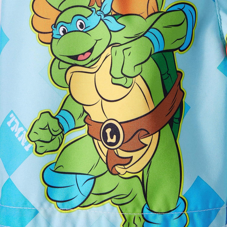 Teenage Mutant Ninja Turtles Little Boys Toddler Character Print Swim Short Bentex Group Inc.