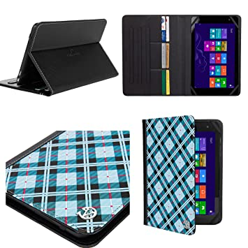Amazon.com: Vangoddy Designer Portfolio Case for Lenovo Tab ...