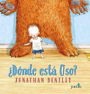 ¿Dónde está Oso? (Spanish Edition)