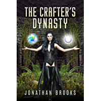 The Crafter's Dynasty: A Dungeon Core Novel (Dungeon Crafting Book 6) (English Edition)