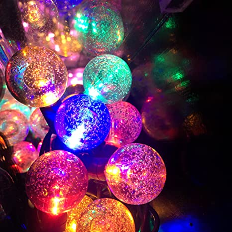 50 count led christmas mini lights g20 dazzle breeze string lights for indooroutdoor garden