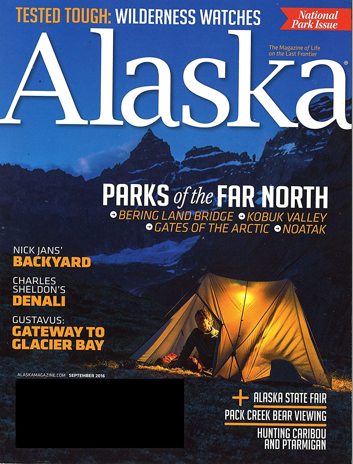 Subscribe to Alaska Magazine
