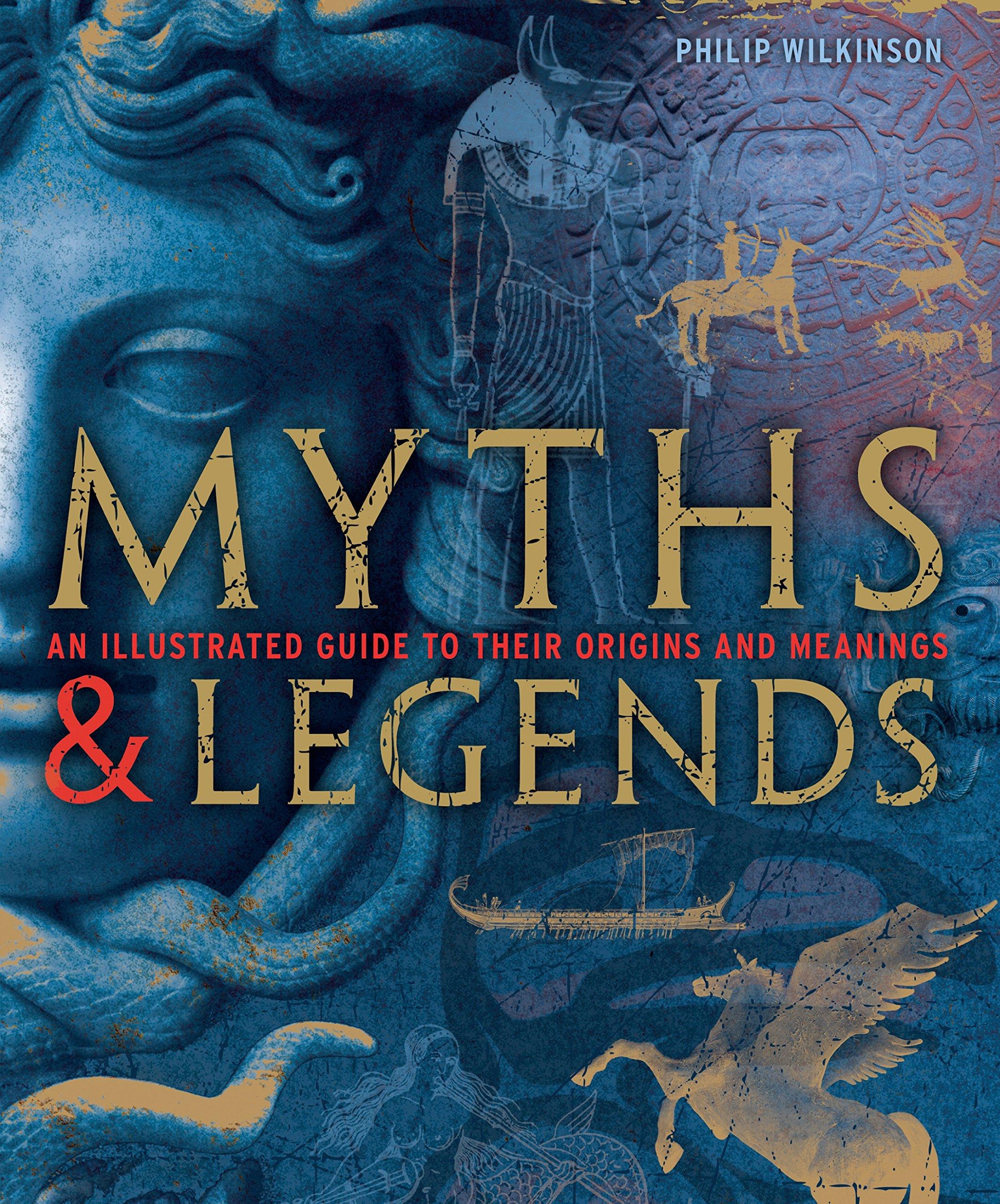Myths and Legends: Amazon.co.uk: Anthony Horowitz: 9780753415252 ...