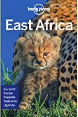 Lonely Planet East Africa (Travel Guide) Paperback