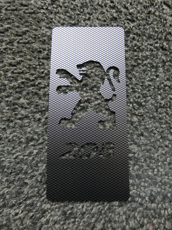 stampa uv ultra violetti 18 x 8 cm con kit velcro incluso tuning pedana poggiapiede acciaio inox