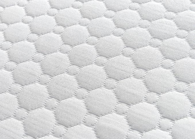 Silentnight - Colchón (espuma con efecto memoria, 7 zonas) 90 x 200 cm: Amazon.es: Hogar
