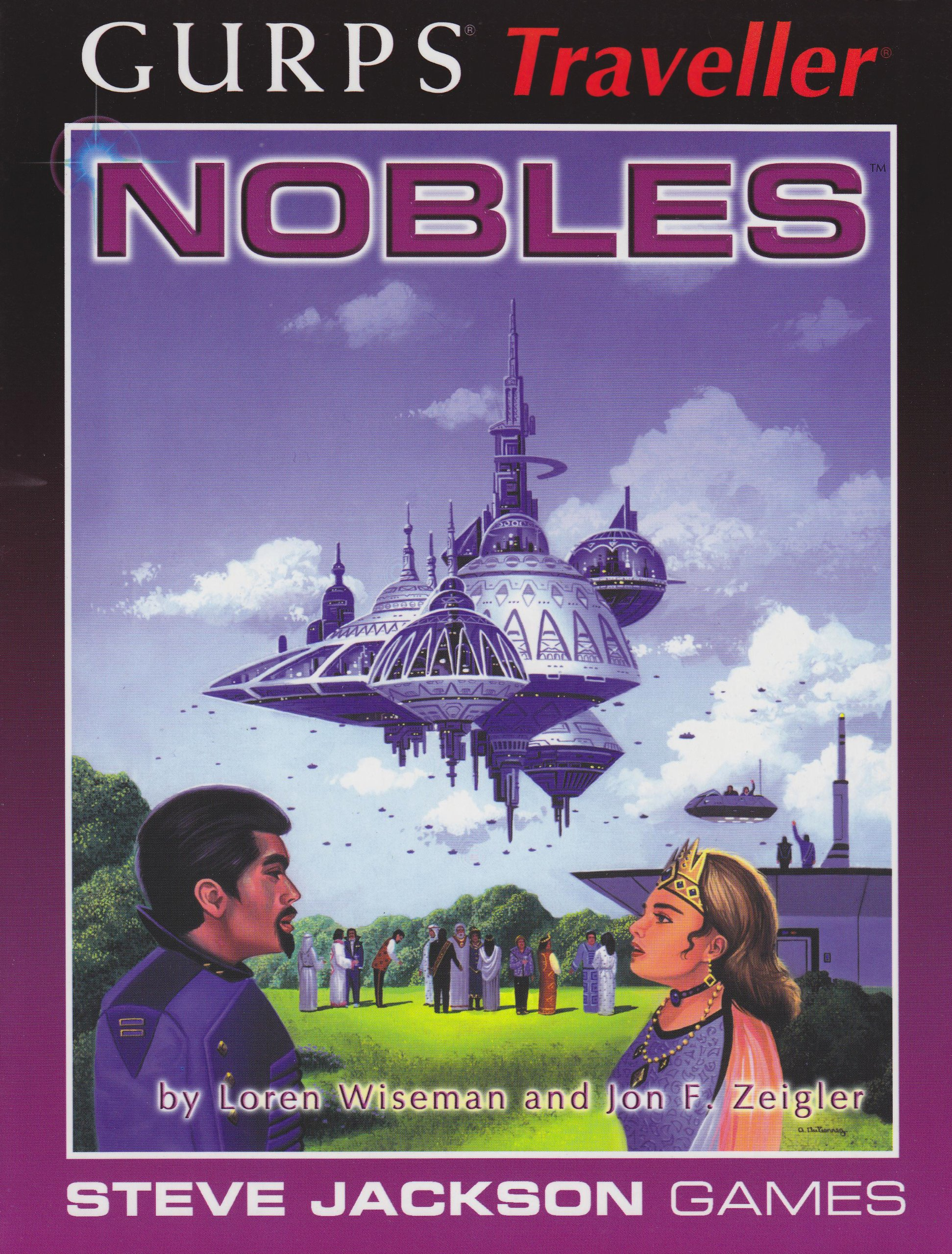 GURPS Traveller Nobles