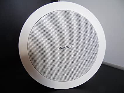 bose freespace ds16se bose freespace ds 16f full range ceiling flush mount loudspeaker white amazoncom