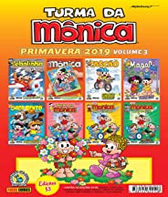 Turma Da Mônica: Primavera 2019 Vol. 3