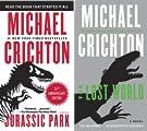 Jurassic Park (2 Book Series)