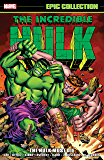 Incredible Hulk Epic Collection: The Hulk Must Die (Tales to Astonish (1959-1968))