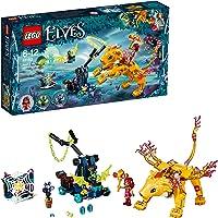 Lego - Elves Azari ve Tutsak Ateş Aslanı (41192)