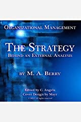 Organizational Management: The Strategy Behind an External Analysis Audible Audiobook