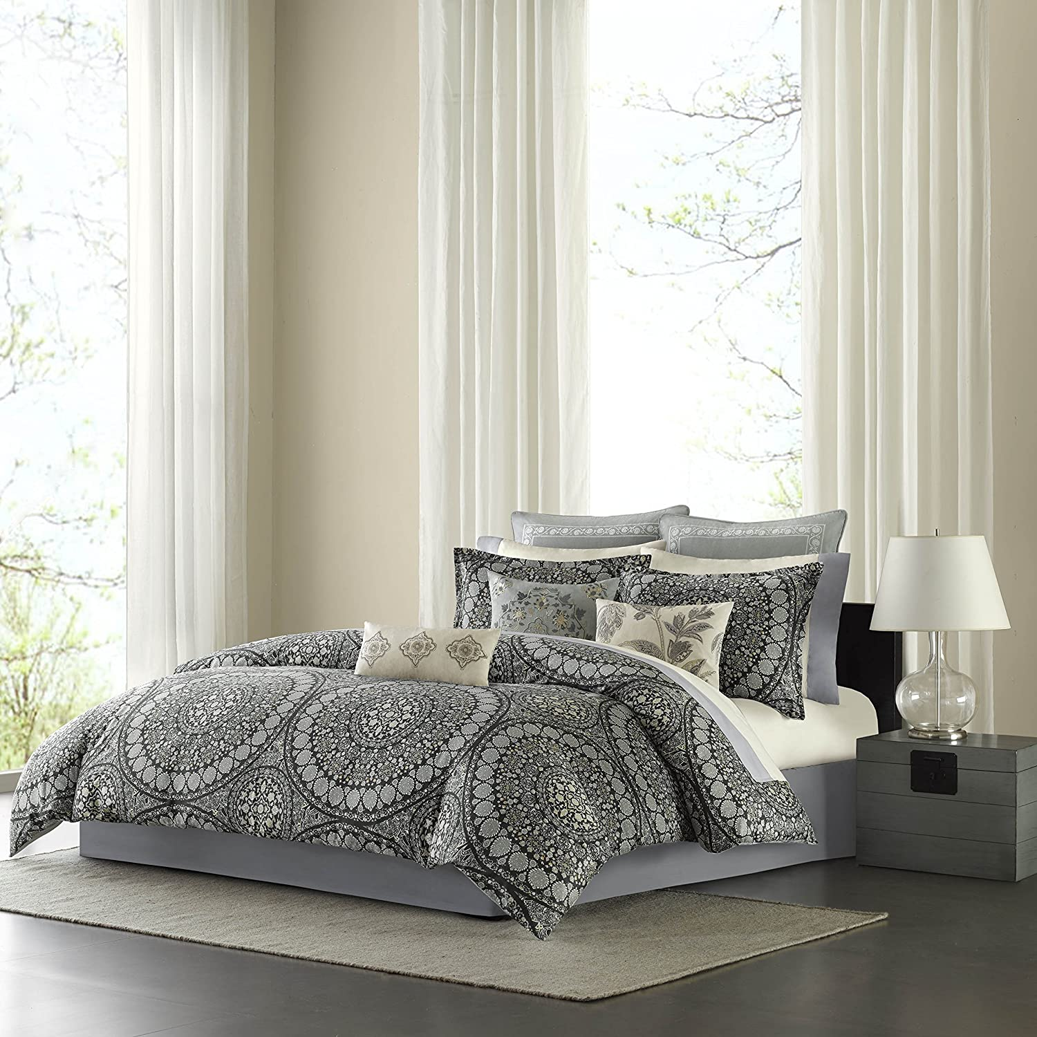 bath echo and bedding ishana xggafni curated us bed i set kravet csx products