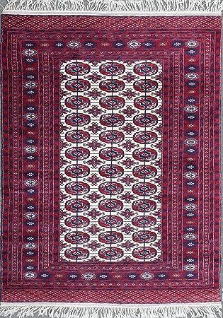Turkmenistan Yomut Teppich Grosse 200 X 130 Cm Code R7394 Amazon