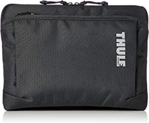 "Thule TSS312 Subterra MacBook Sleeve, 12"", Dark Shadow"