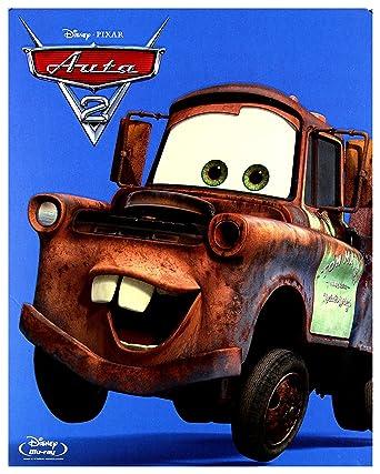 Cars 2 Blu-Ray Region B IMPORT No hay versión española: Amazon.es ...