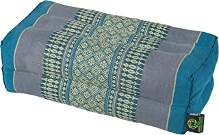 Cuscino da meditazione e yoga Prop, 100% kapok by kapok-dreams., Bamboo Green Kapok Dreams B600-tf-bg