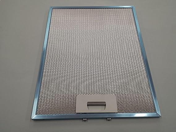 RECAMBIOS DREYMA Filtro Campana Extractor Pando 36,6x27,9 C.O. 580058200014: Amazon.es: Hogar