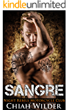 SANGRE: Night Rebels Motorcycle Club (Night Rebels MC Romance Book 6)