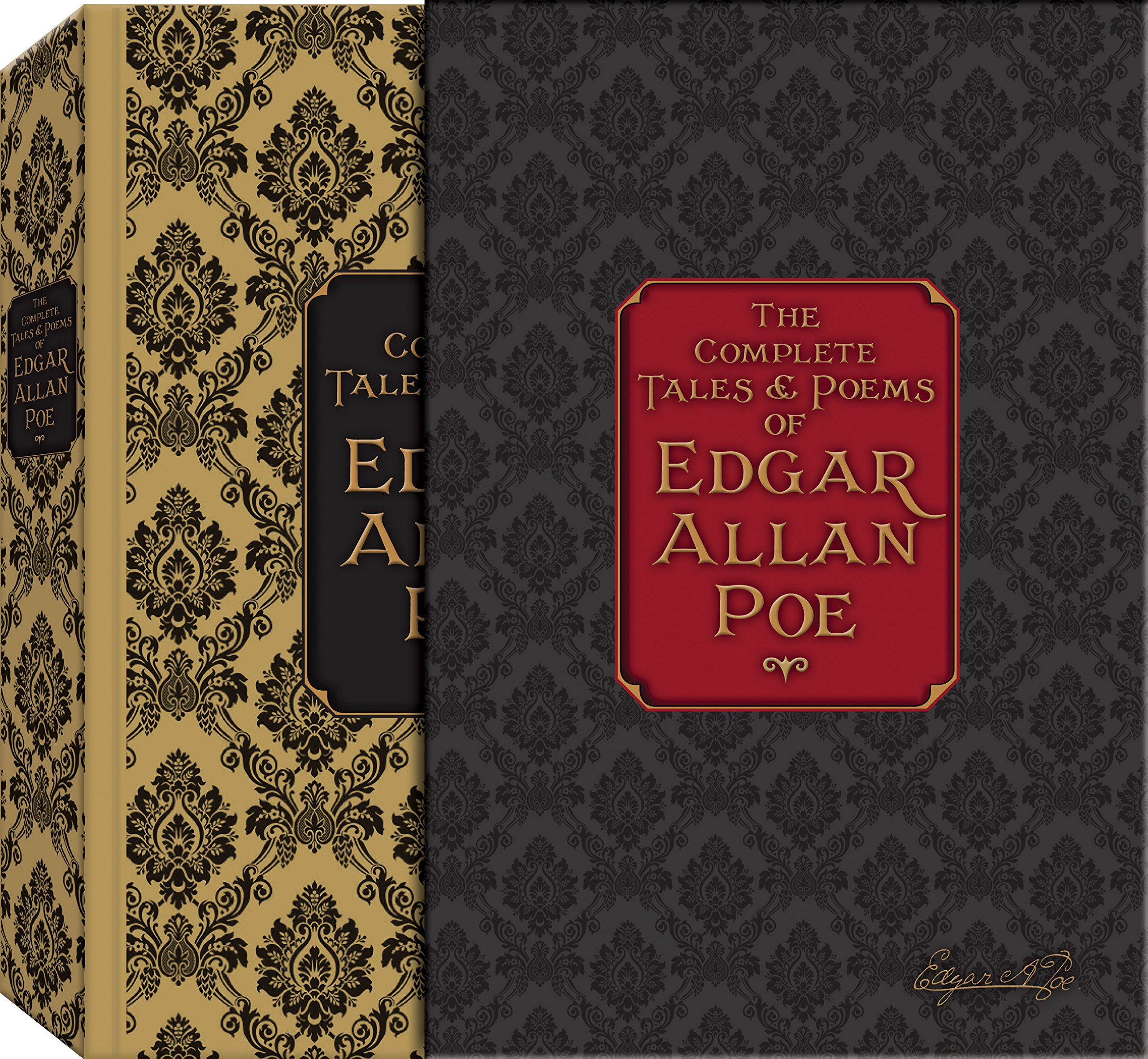The Complete Tales & Poems of Edgar Allan Poe: Amazon.co.uk: Edgar Allan Poe:  9781937994433: Books