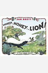 Honey... Honey... Lion! (Rise and Shine) Kindle Edition
