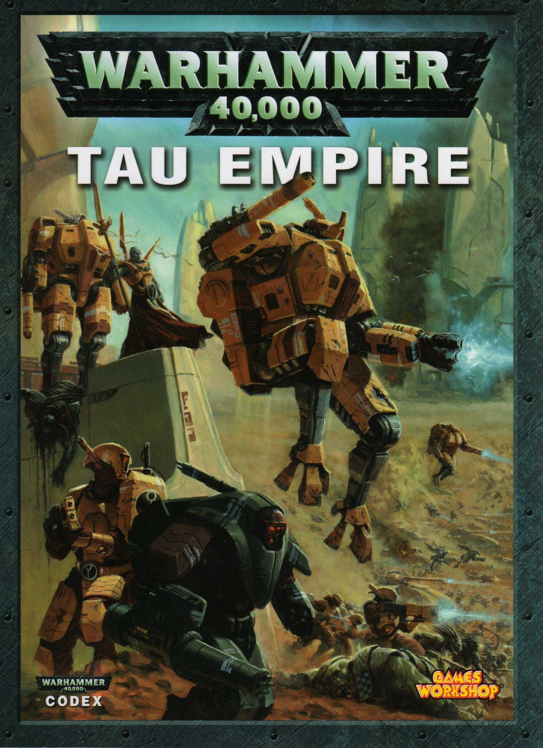Tau Codex Warhammer 40k: 5011921911493: Amazon com: Books