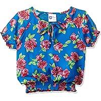 612 League Girl's Plain Regular fit T-Shirts