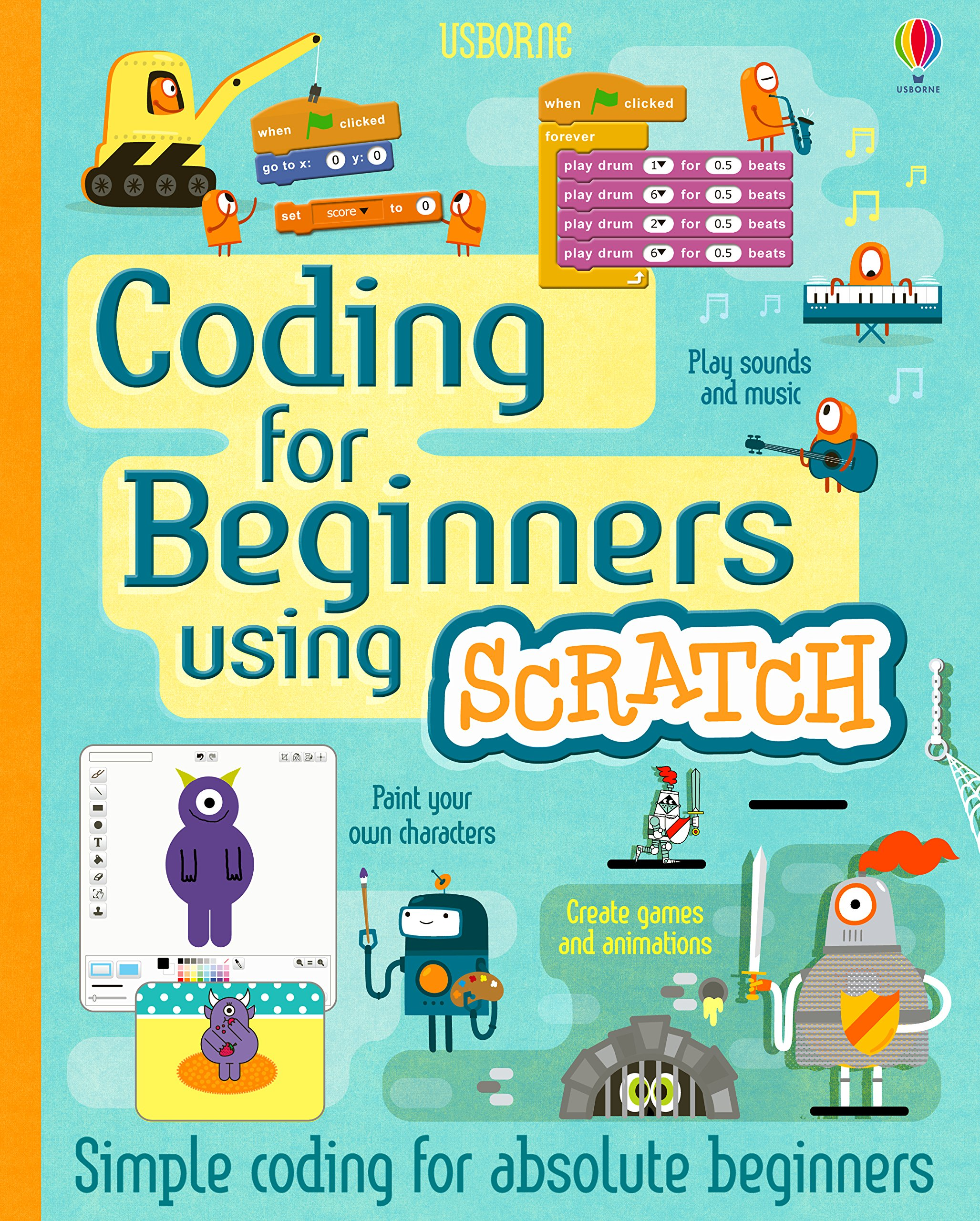 Coding For Beginners   Using Scratch  For Tablet Devices   For Tablet Devices  English Edition