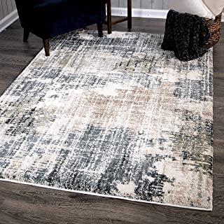 "product image for Orian Rugs Basque Area Rug, 7'10"" x 10'10"", Muted Blue"