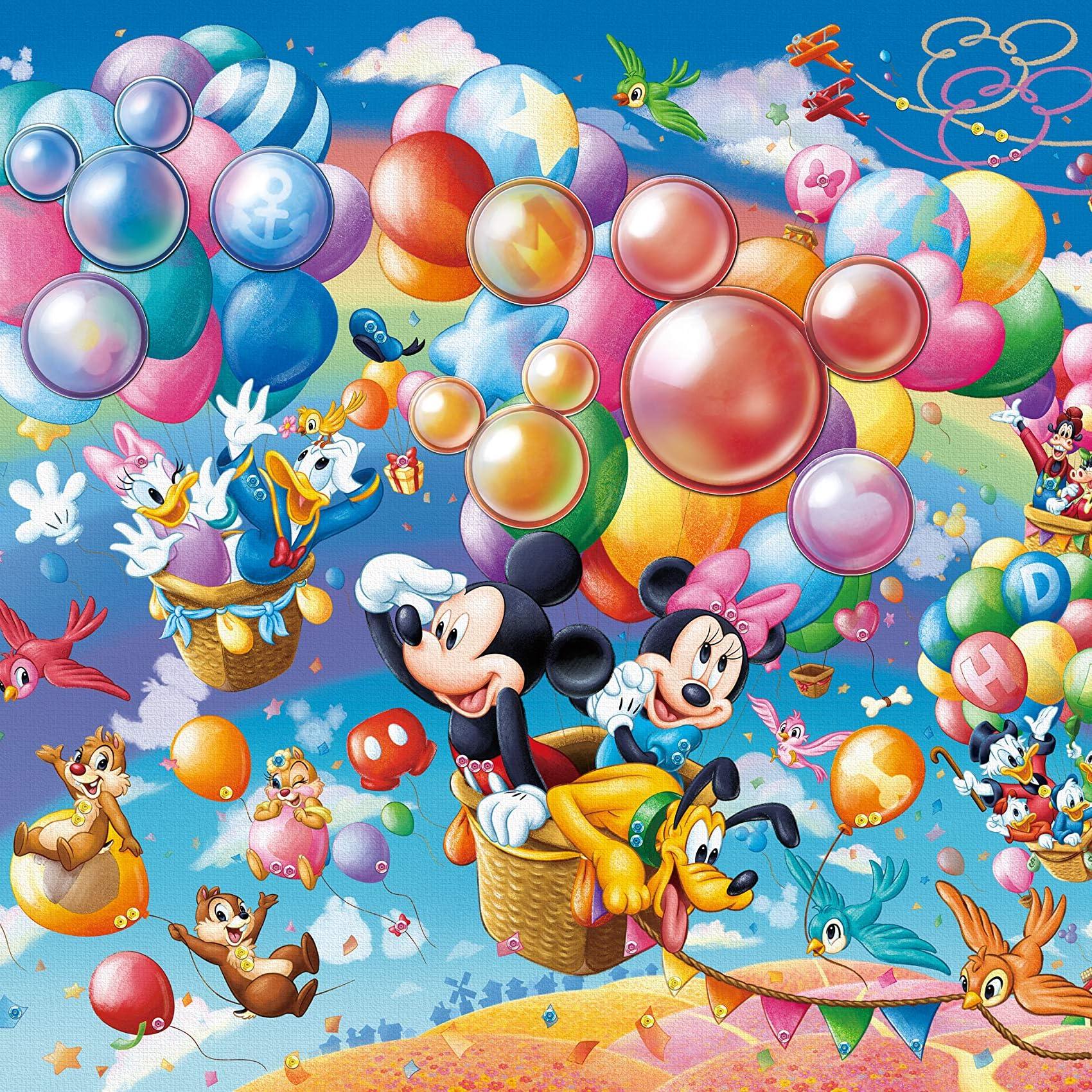 ディズニー Ipad壁紙 Balloon Adventure バルーン アドベンチャー アニメ スマホ用画像