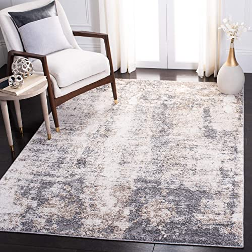 Deal of the week: Safavieh Aston Collection ASN713A Modern Abstract Non-Shedding Stain Resistant Living Room Bedroom Area Rug