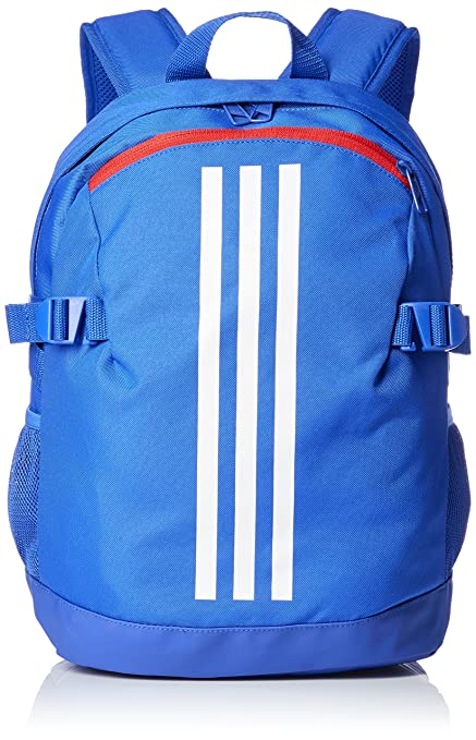0860cfd2c Adidas Bp Power Iv S, Unisex Kids' Backpack, Blue (Azul/Blanco ...