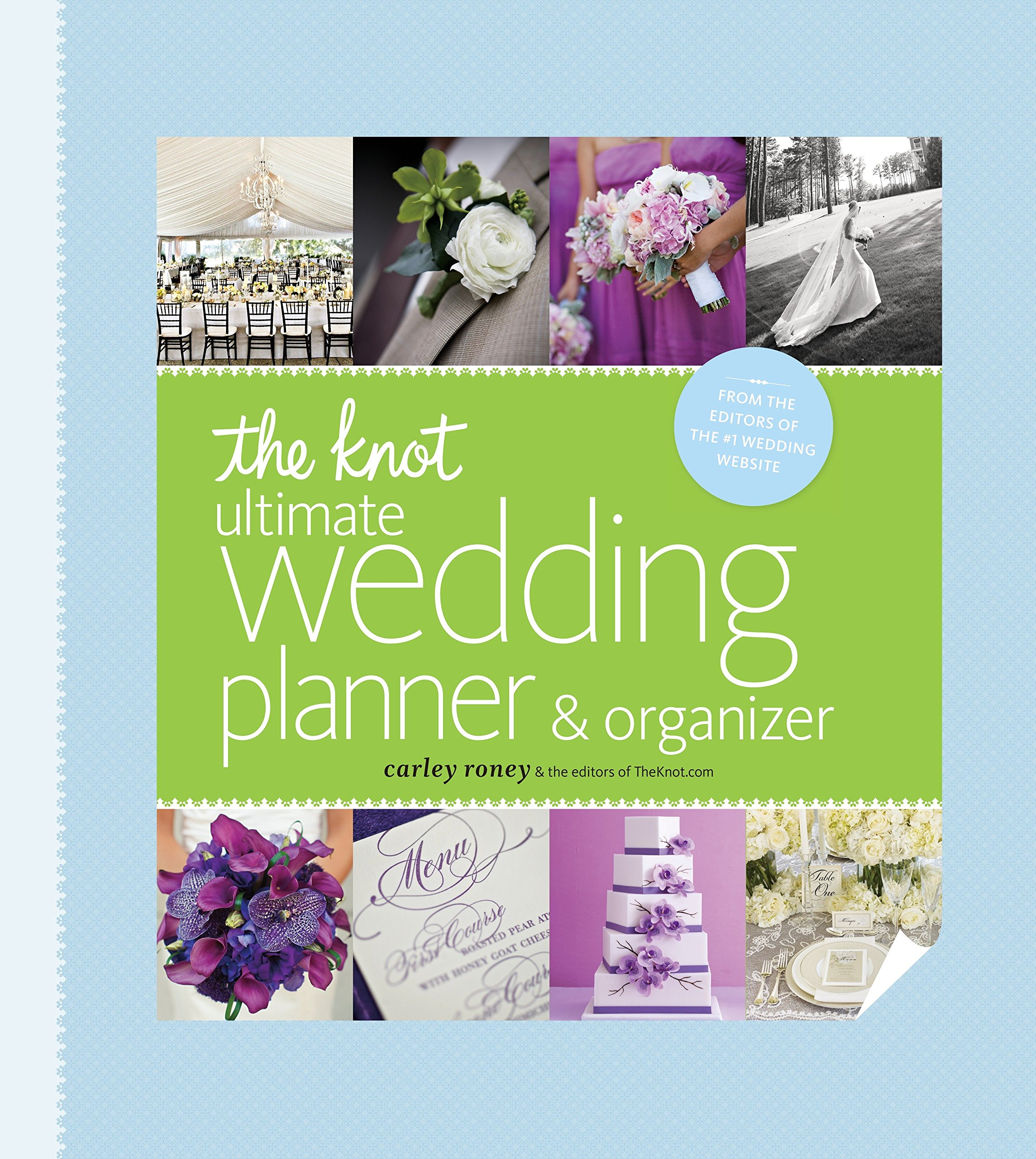The Knot Ultimate Wedding Planner & Organizer [binder edition]: Worksheets, Checklists, Etiquette, Calendars, and Answers to Frequently Asked Questions by Potter Crafts